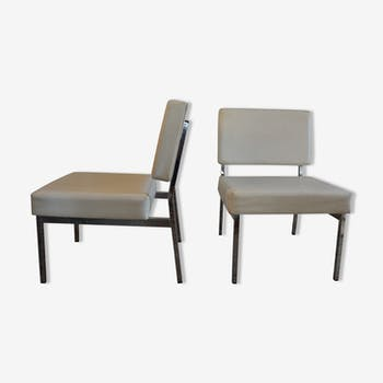 Set of two armchairs 70