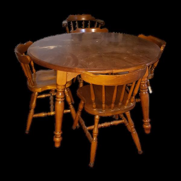Table vintage années 1970