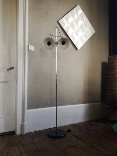Projecteur aluminor à 2 feux