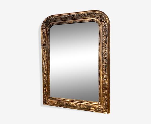 Old golden mirror 65x92cm