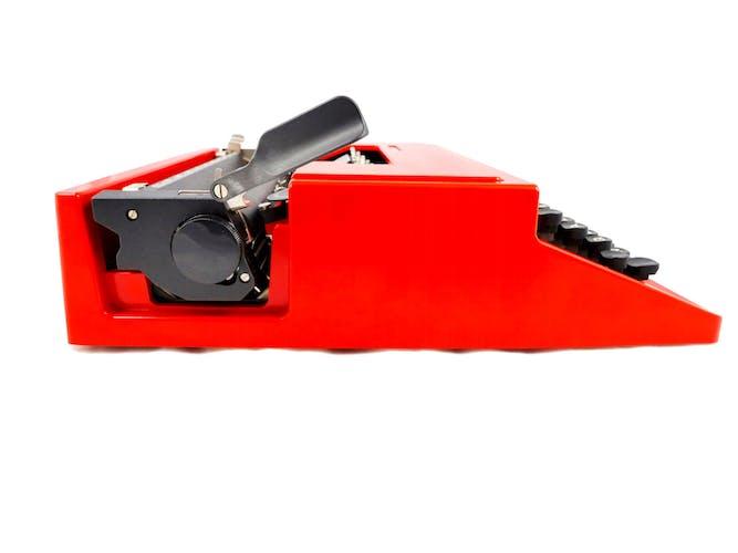 Oxford S idem Underwood 315 rouge révisée ruban neuf