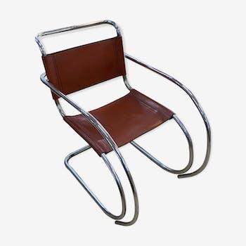 MR20 armchair by Ludwig Mies Van Der Rohe