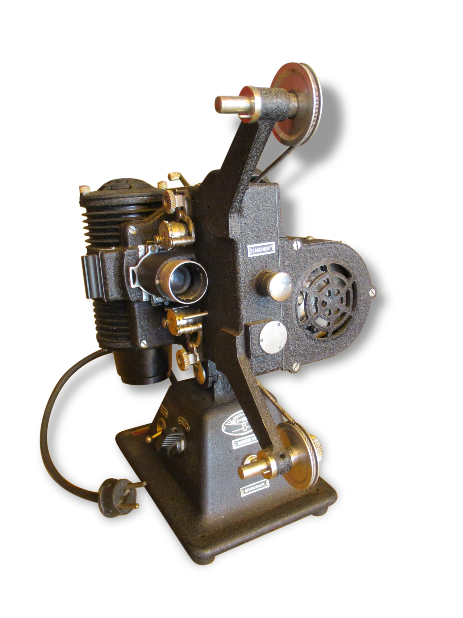 Projecteur EMEL de1956 -8mm