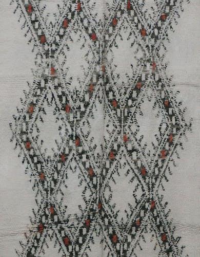 Tapis Beni ourain, 171 x 260 cm