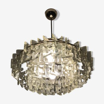 Carlo Nason glass chandelier