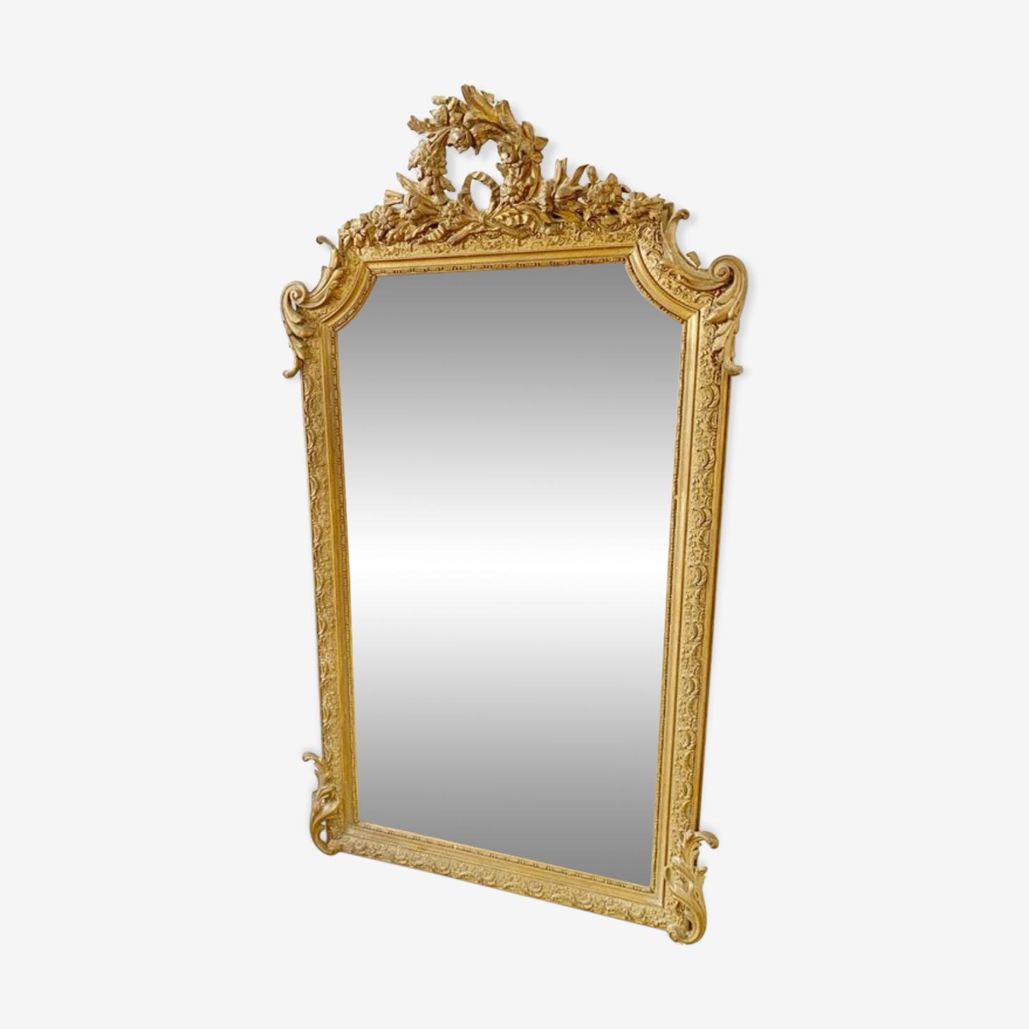 Miroir ancien, 160x83cm