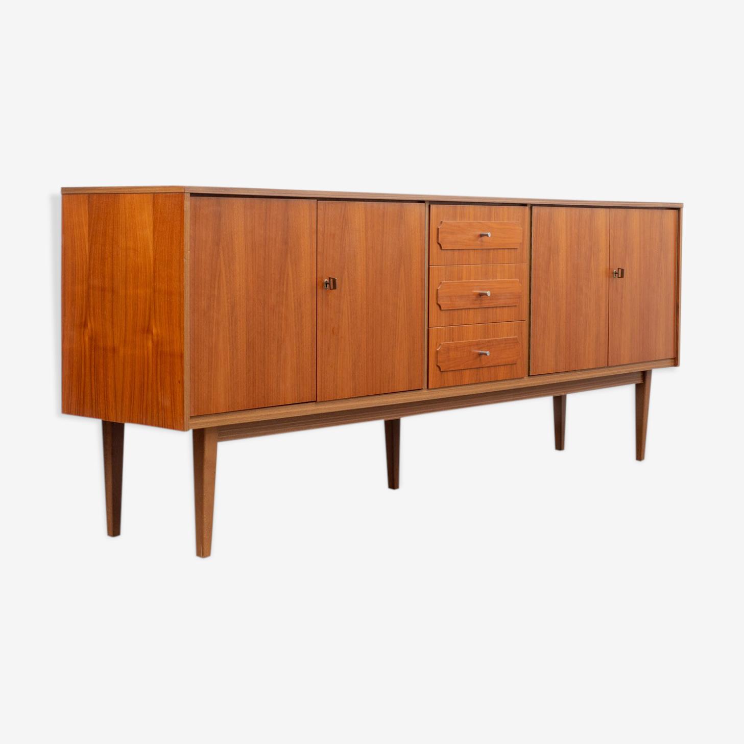 Sideboard in walnut 1960s