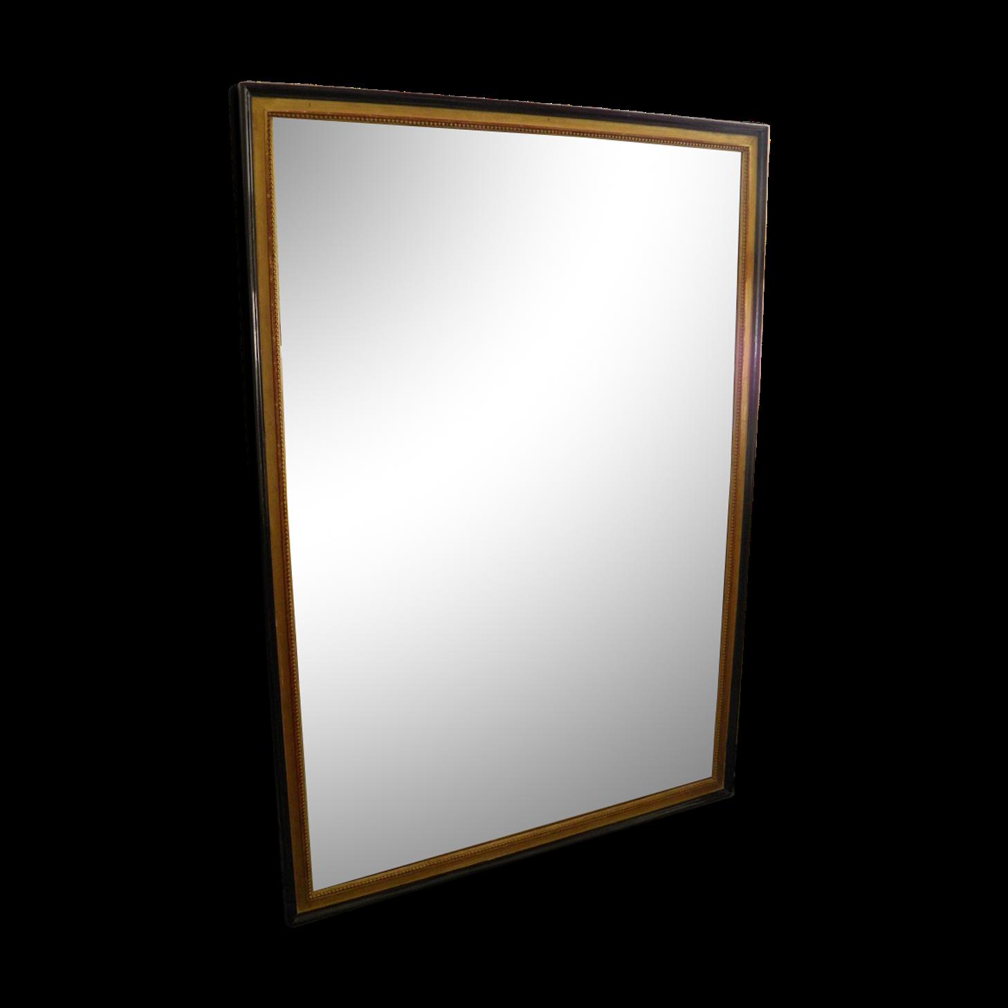 miroir encadrement noir free charmant miroir ikea et nissedal miroir noir for miroir noir with. Black Bedroom Furniture Sets. Home Design Ideas