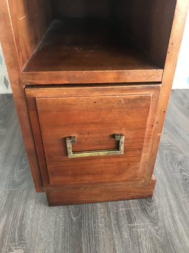 Meuble 1 tiroir Art Deco