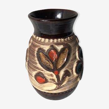 West germany vintage ceramic vase