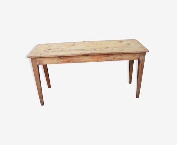 Table de ferme console