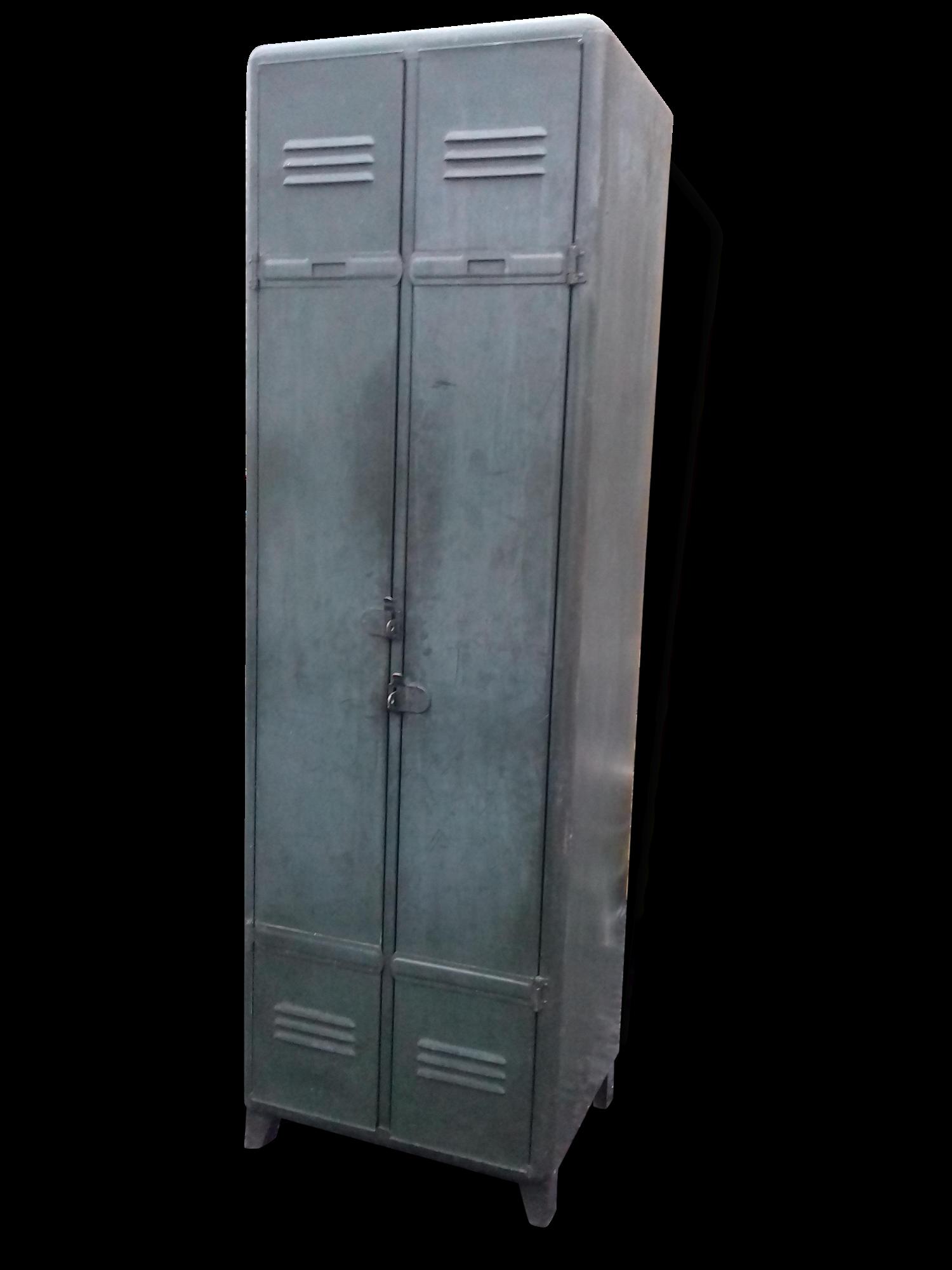 vestiaire metalique cheap vous aimerez peuttre vestiaire mtallique portes with vestiaire. Black Bedroom Furniture Sets. Home Design Ideas
