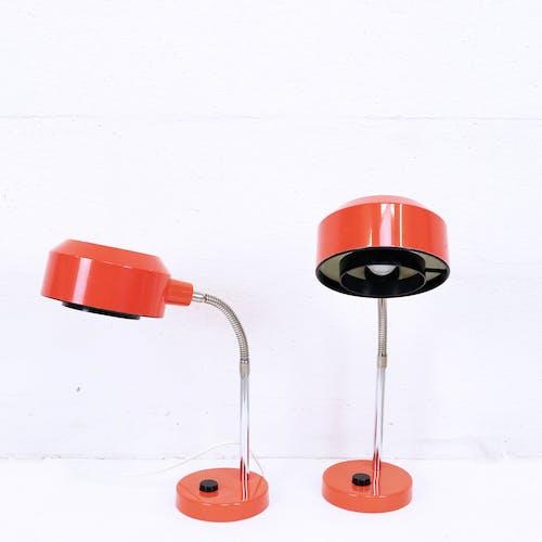 Pair of lamps, Elidus, 1960