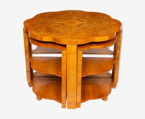 Art Deco tables, by Harry - Lou Epstein
