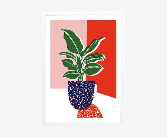 Terrazzo Plant par HelloMarine