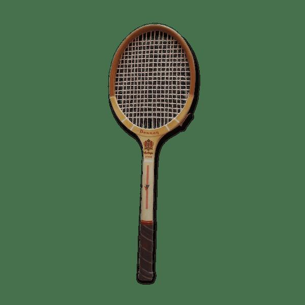 Raquette De Tennis Donnay Vintage En Bois Bois Mat 233 Riau