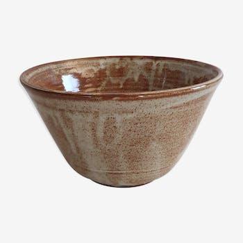 Vintage stoneware Salad Bowl