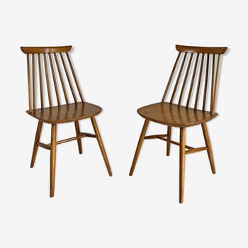 Paire de chaises 60