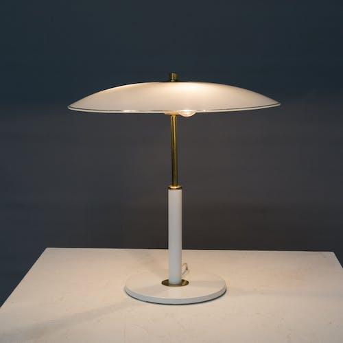 Lampe de table de style suédois des années 70 pour Ikea
