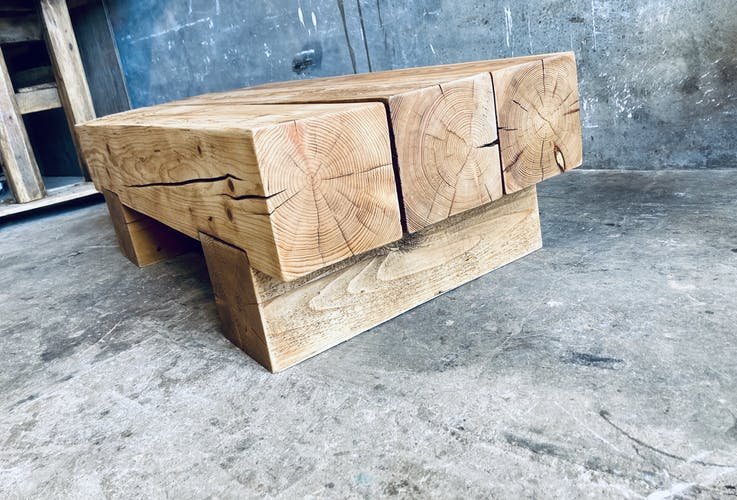 Table basse montagne