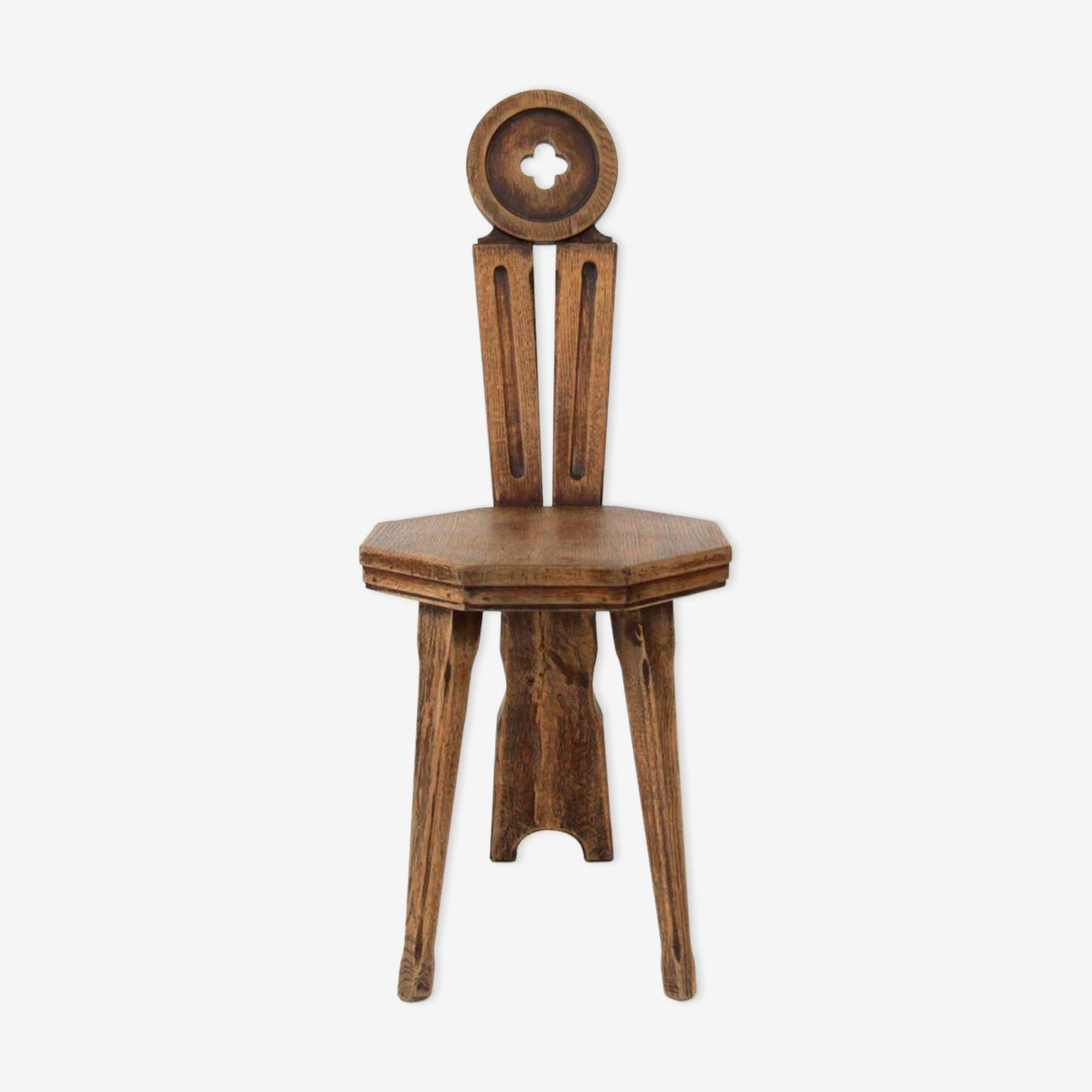 Chaise d'appoint par Arno Zoetmulder Pays-bas 1920s