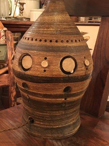 George Pelletier Lamp