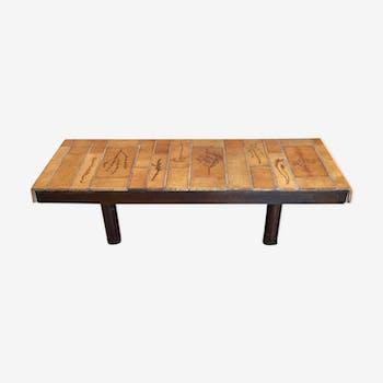 votre table basse en c ramique porcelaine ou fa ence coup de c ur vous attend ici. Black Bedroom Furniture Sets. Home Design Ideas