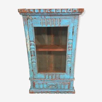 vitrine ancienne d 39 occasion et vitrine vintage. Black Bedroom Furniture Sets. Home Design Ideas