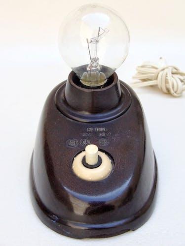 Pair of lamps  1930
