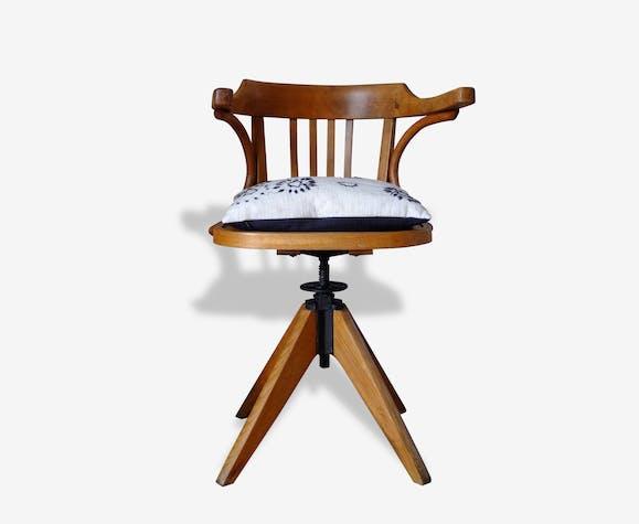 De Baumann Années Chaise Bureau Des 50 BoismatériauMarron rCxBode