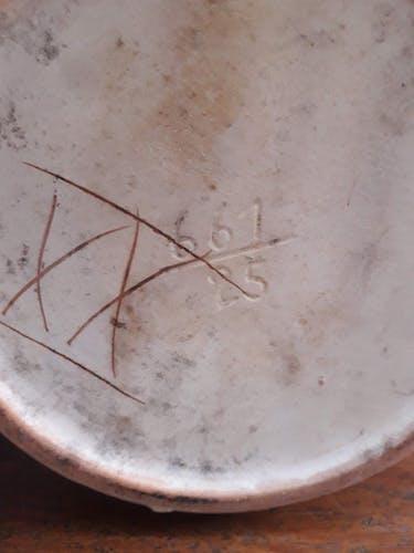 French artisanal ceramics pitcher 60