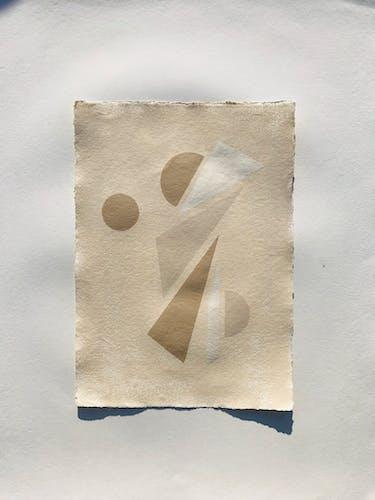 Shards, no. 1-42x29 cm