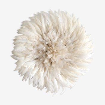 Juju hat blanc de 80 cm