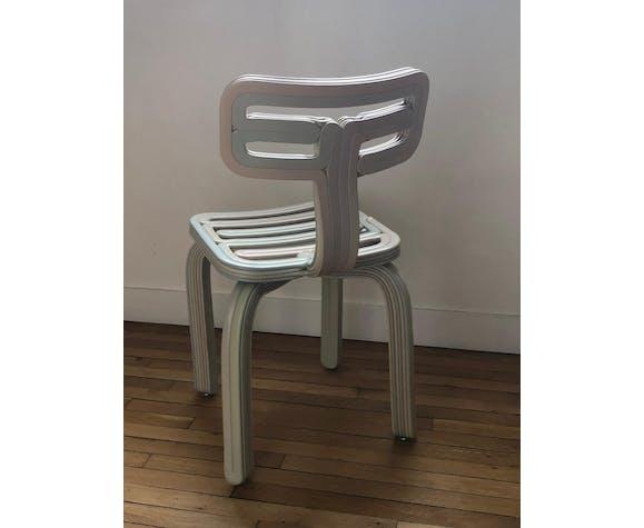 Lot de 4 Chubby Chairs par Dirk Vander Kooij