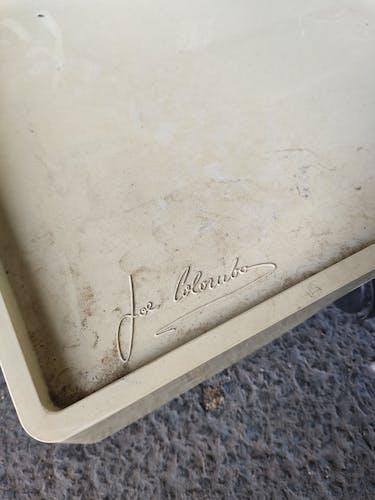 Desserte Boby signée Joe Colombo