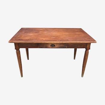 Fir farm table