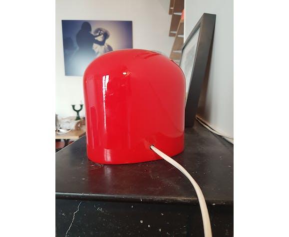 Lamp ceramic Marcello Cuneo for Gabbianelli, 1970