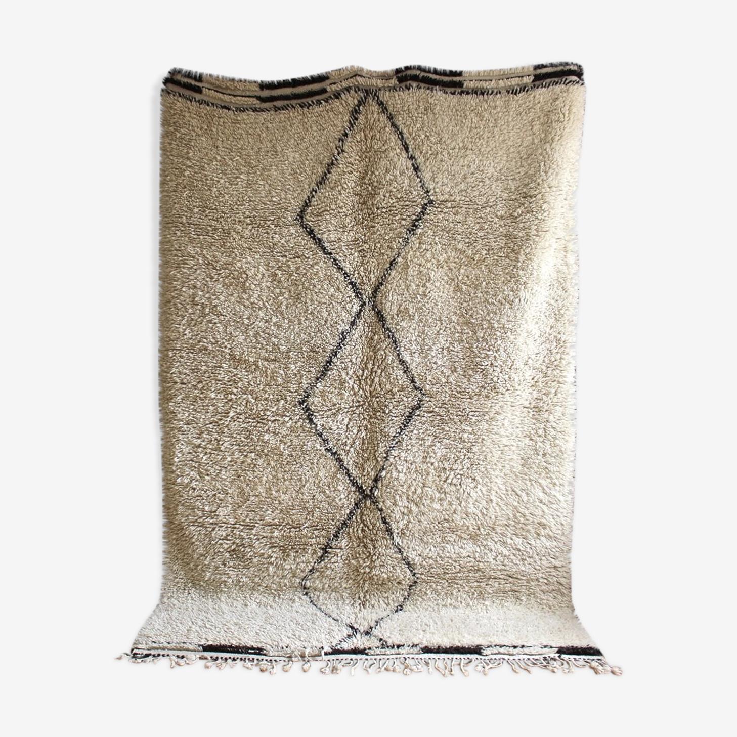Beni Ouarain marmoucha rug 290x185cm