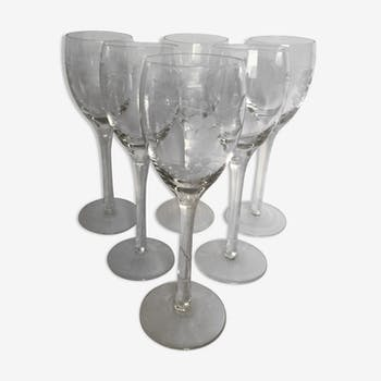 Set of 6 Porto glasses