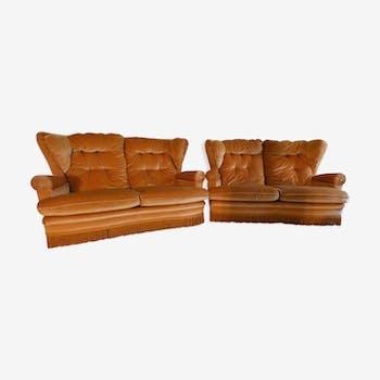 Pair of sofas