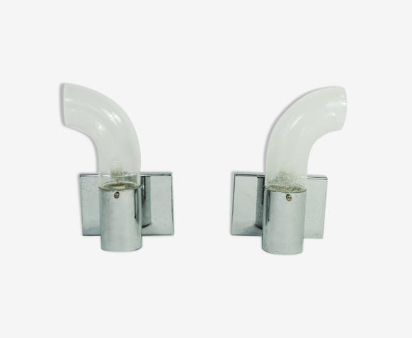 Pair of wall lamps Nason Pulegoso