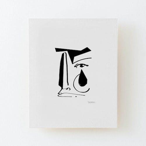 Triptyque Tiffany Bouelle