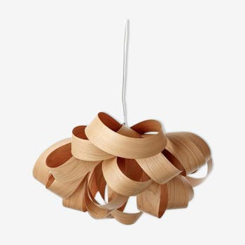 Wood suspension