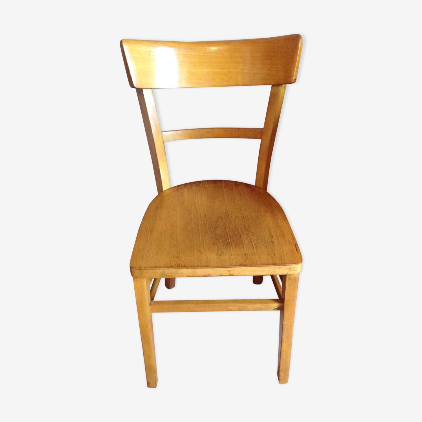 Chaise de bistrot Luterma  vintage années 40-50