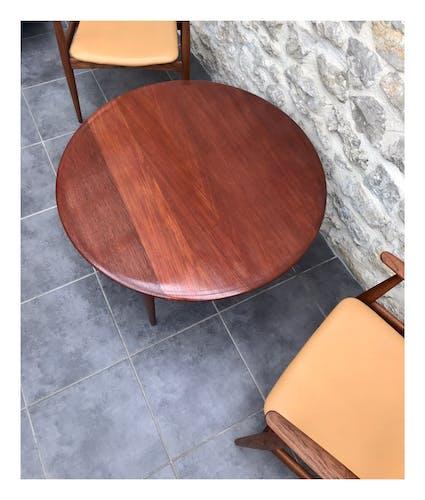 Coffee table by Peter Hvidt & Orla Molgaard