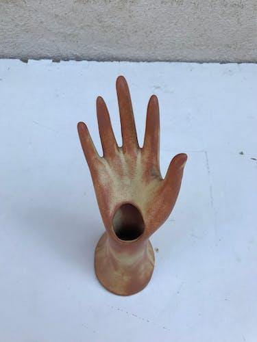 Ancienne main céramique