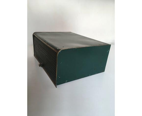 Box metal curtain range courier s 50 years
