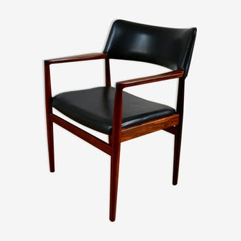 Scandinavian Chair rosewood Erik Worts