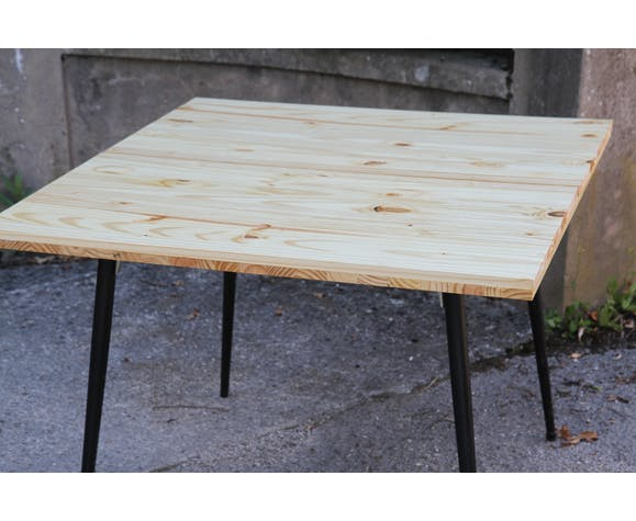 Table A Repas Carree 100x100 Cm Selency