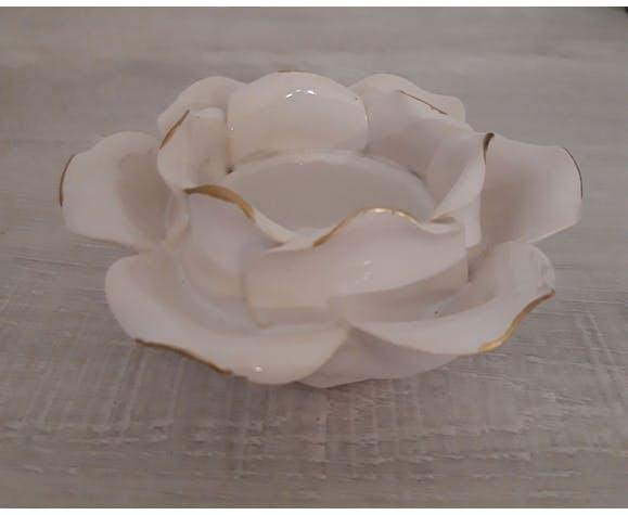 Photophore en forme de fleur